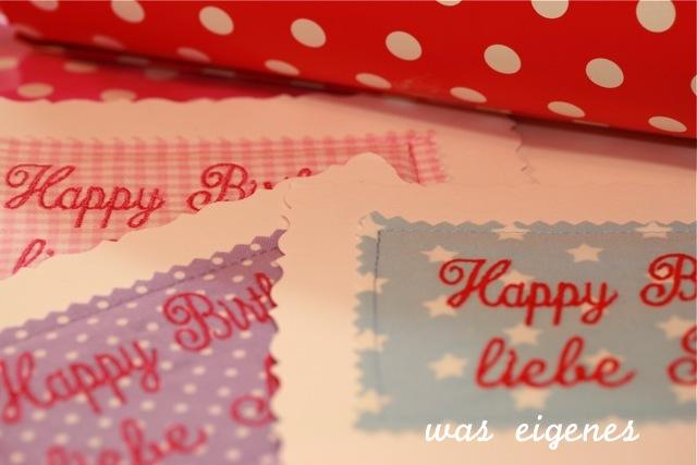 Gestickte Geburtstagskarten | waseigenes.com Blog