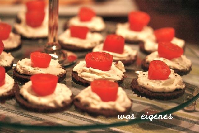 Partyfood Fingerfood Rezepte | waseigenes.com