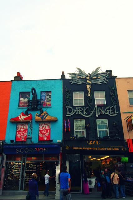 Camden | Camden Market | London | waseigenes.com