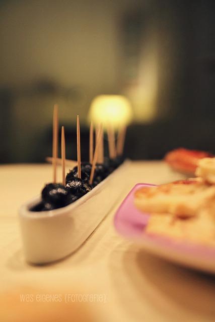 Partyfood | kaltes Buffet | waseigenes.com | Oliven