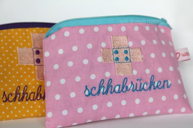 Rheinische Mundart | Schminktäschchen | Worttäschchen | Schätzlein Schätzeken schliebdisch | was eigenes Shop & Blog