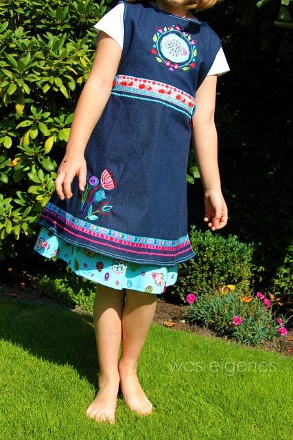 Kleid Einschulung Arwen | waseigenes.com