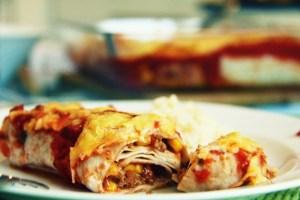 Enchiladas / was eigenes Blog