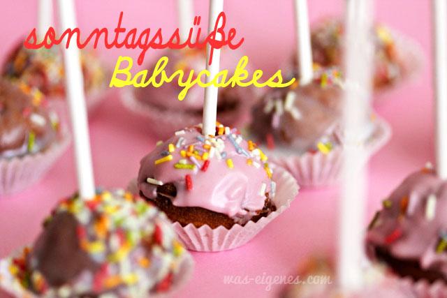 Babycakes | Bakerella | waseigenes.com Blog