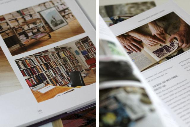 Vom Glück mit Büchern zu leben   was eigenes Blog