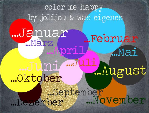 color me happy | photo challenge | was eigenes Blog