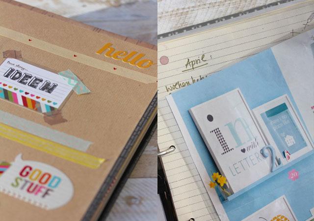 Ideen Ordner |  ideas folder | DIY | | waseigenes.com