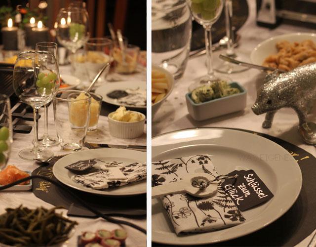 Raclette Silvester 2012 2013 waseigenes.com