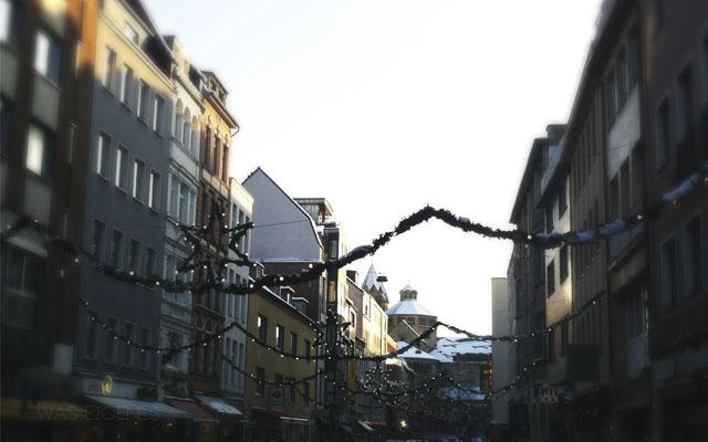 Köln im Dezember 2012 | waseigenes.com