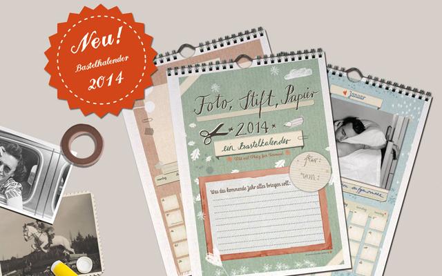 eine der guten bastelkalender-fotokalender-kreativkalender-2014-