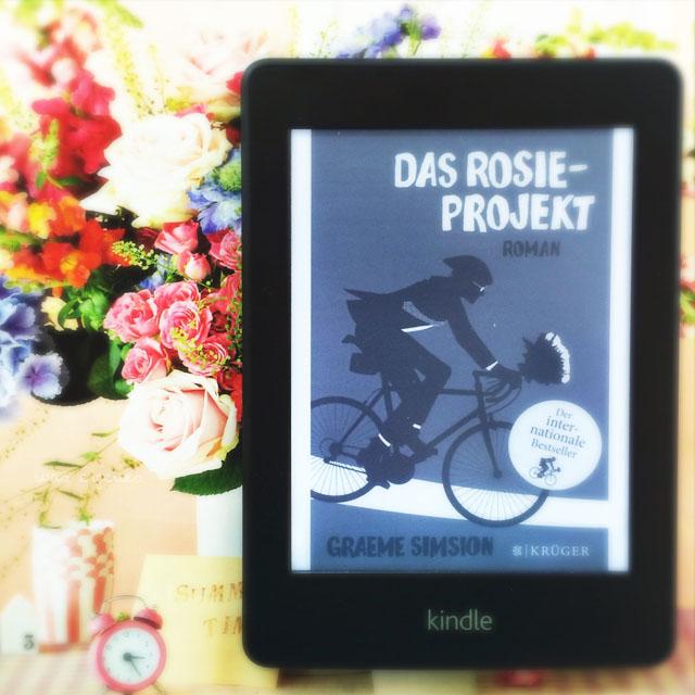 Graeme Simsion | Das Rosie Projekt | Buchrezension | waseigenes.com