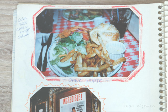 coke fries cheesburger was eigenes blog fernweh