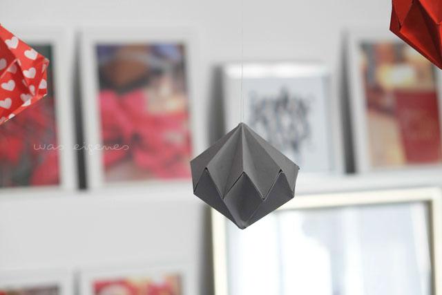 origami diamant anleitung was eigenes blog