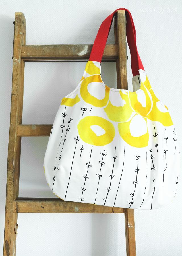 DIY Charlie Bag mit Gurtband und Futter   was eigenes Blog