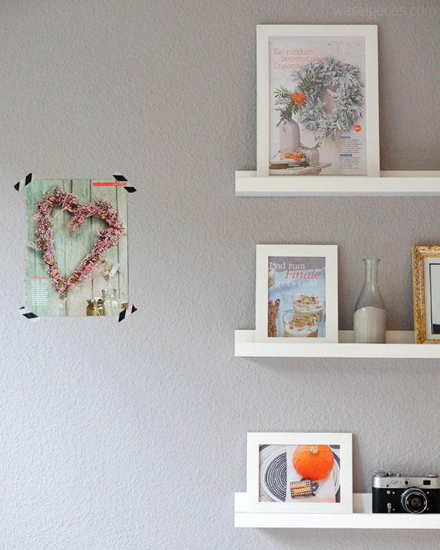 unsere neue k che nebel im november. Black Bedroom Furniture Sets. Home Design Ideas