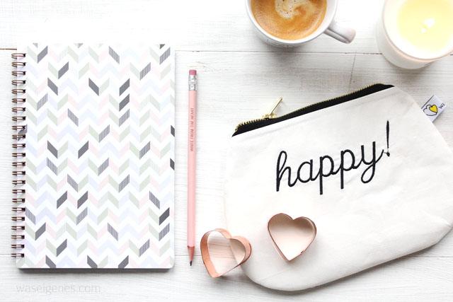 Schreibzeit | Gedanken zum Bloggen | waseigenes.com