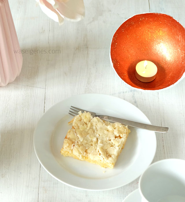 Rezept: Zucker Butter Kuchen | waseigenes.com