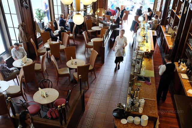 Ein Wochenende in Leipzig | waseigenes.com | Cafe Riques 1
