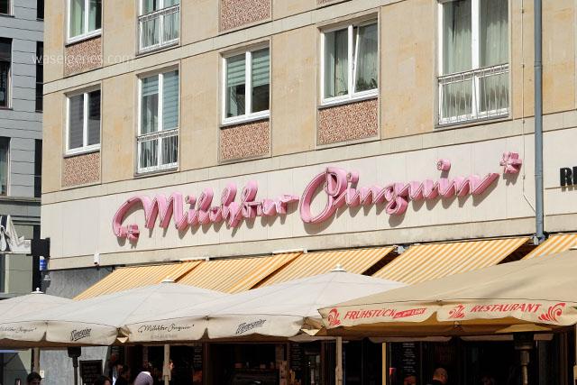 Ein Wochenende in Leipzig | waseigenes.com | Milchbar Pinguin