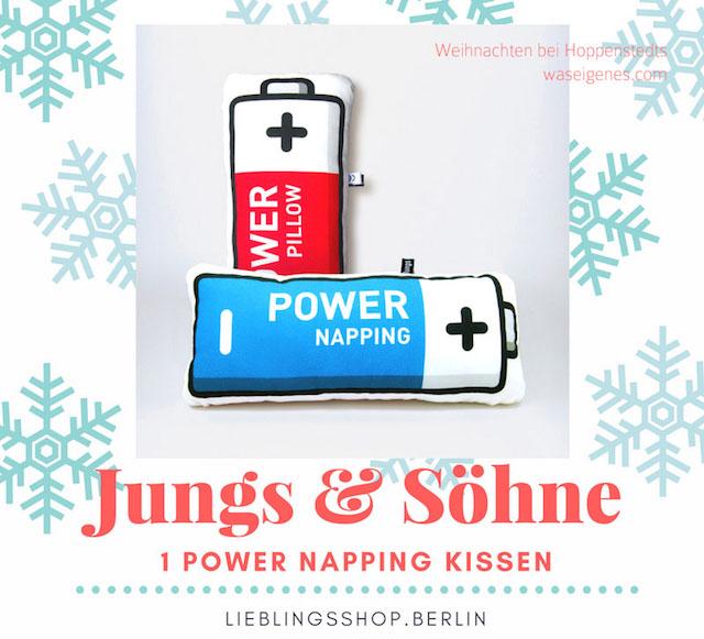 Weihnachten bei Hoppenstedts | Adventskalender 2016 | waseigenes.com | Jungs & Söhne