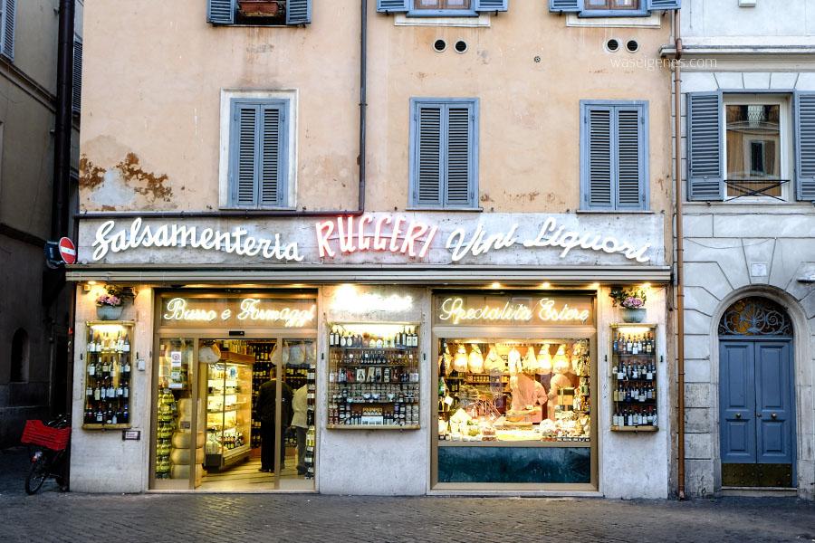 Rom | ewige und heilige Stadt | Italien | Kurzurlaub | waseigenes.com | Antica Pizzicheria Ruggeri Campo de'Fiori