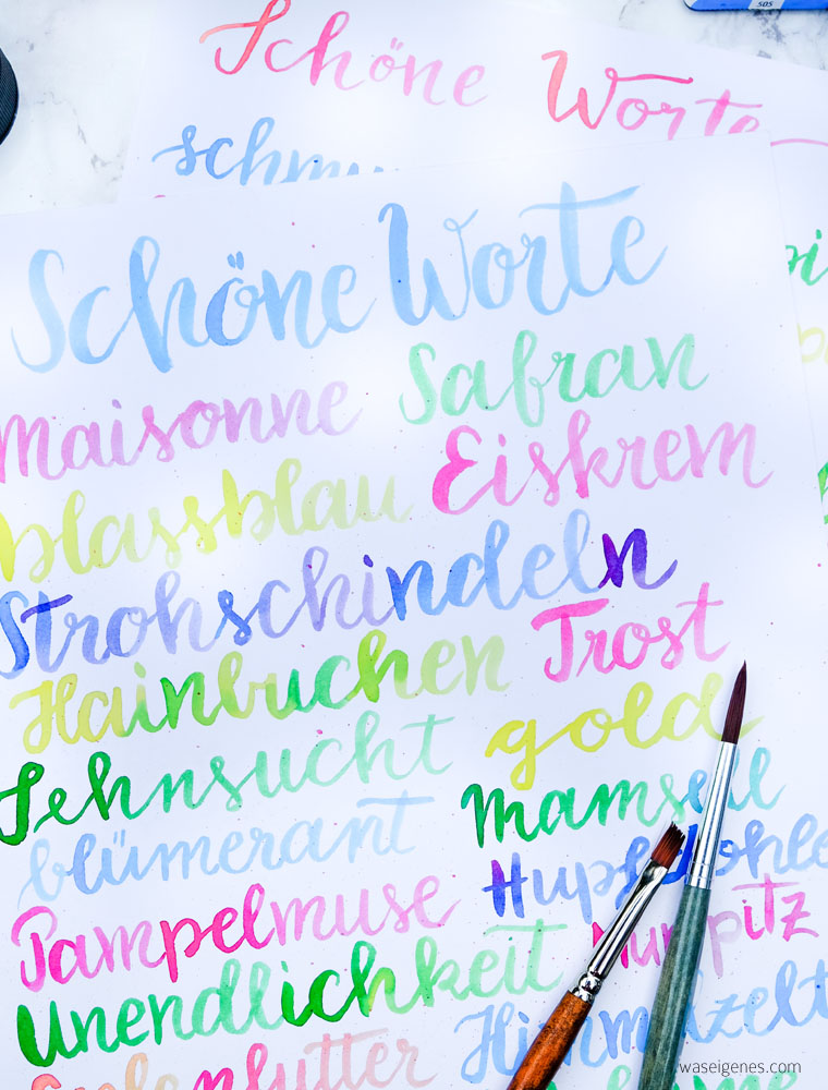 Worte Mit Vier Buchstaben