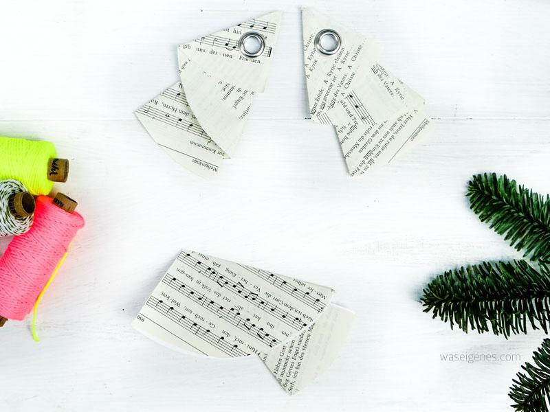 diy weihnachtsbaum geschenkanh nger geschenke sch n. Black Bedroom Furniture Sets. Home Design Ideas