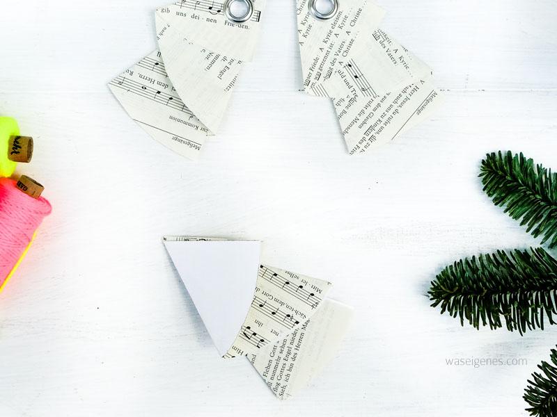 DIY Weihnachtsbaum Geschenkanhänger | Geschenke schön verpacken