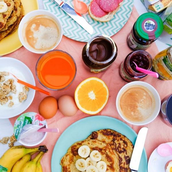 Sonntagsfrühstück: Rezept für leckere Bananenpfannkuchen | waseigenes.com