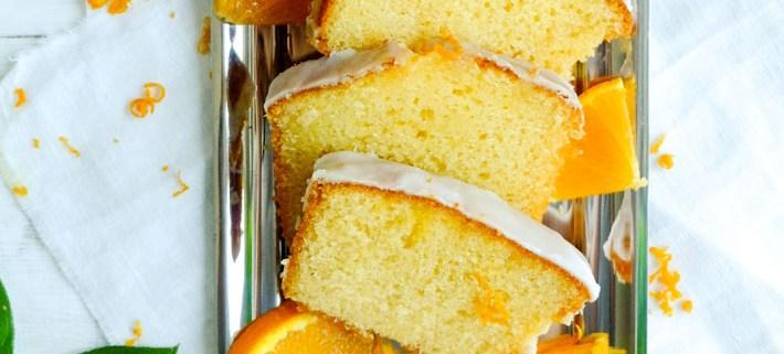 Rezept Saftiger Orangen Kuchen mit Zuckergruss | waseigenes.com