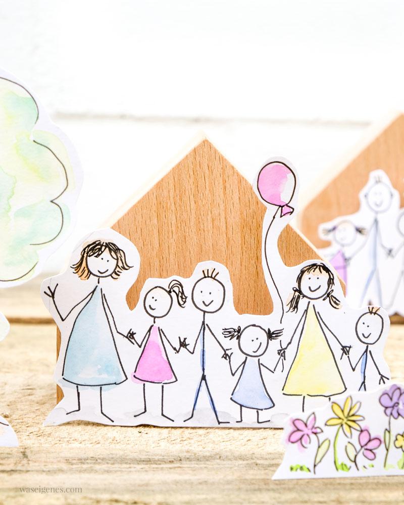 #weiljedereineFamiliebraucht | Giveaway zum Tag der Familie in Zusammenarbeit mit der SOS-Kinderdorf e.V. | waseigenes.com