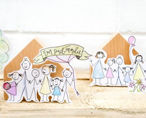 #weiljedereineFamiliebraucht | SOS Kinderdoerfer | waseigenes.com