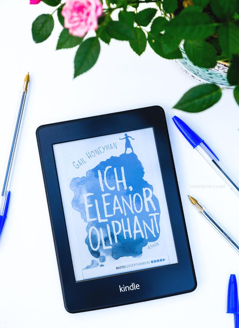 Buchtipp: Ich, Eleanor Oliphant von Gail Honeyman | waseigenes.com