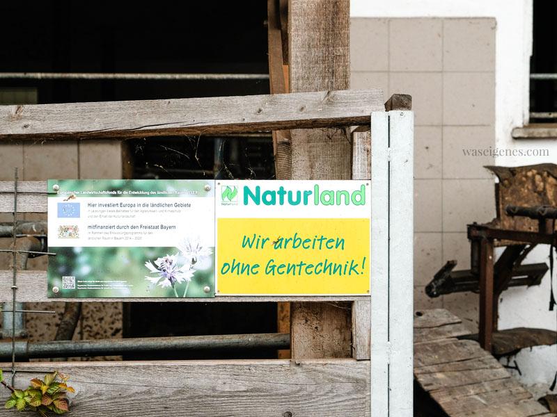 Bio-Bauernhof Jackelhof Bayern   Naturland - wir arbeiten ohne Gentechnik   weil Bio nicht gleich Bio ist   waseigenes.com