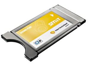 Teuer: Wer digitales Kabel-TV sehen möchte, benötigt für moderne Fernseher ein CI+-Modul.