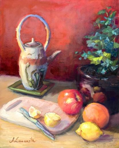Anna Lancaster Artful Te