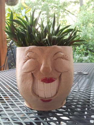 Dee Montegue Hogwash pottery 1