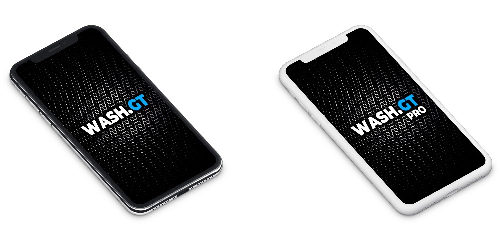 Download the Wash.GT App