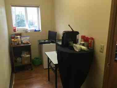 Main Office Upstairs - Coffee Nook