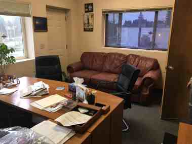Main Office Upstairs
