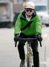 Seattle bicycle lawyer Bob Anderton.