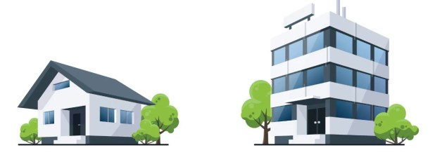 Residential Vs. Commercial Property