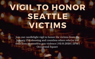 Vigil to Honor Seattle Victims
