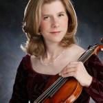 Violinist Kathryn Votapek