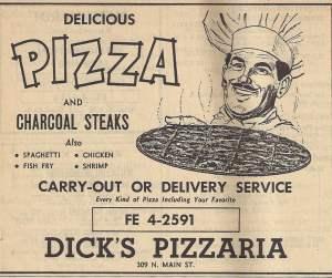 Dick's 1962