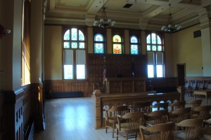 The+Courtroom