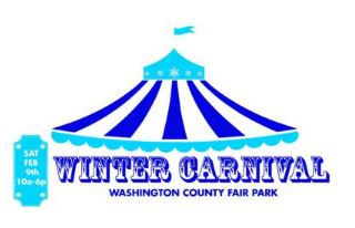Winter carnival at Washington County Fair