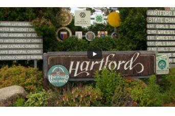 City of Hartford sign