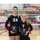 Two UWM at Washington County teammates make all conference