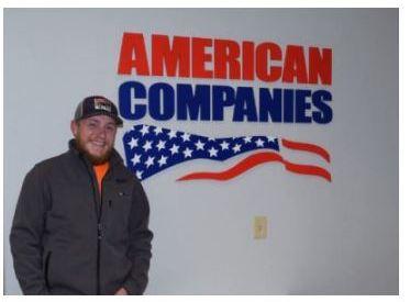 Ryan Weyker veteran at American Services